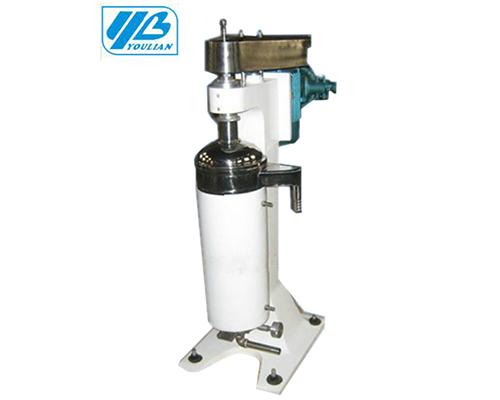 高速铸钢管式离心机应用案例