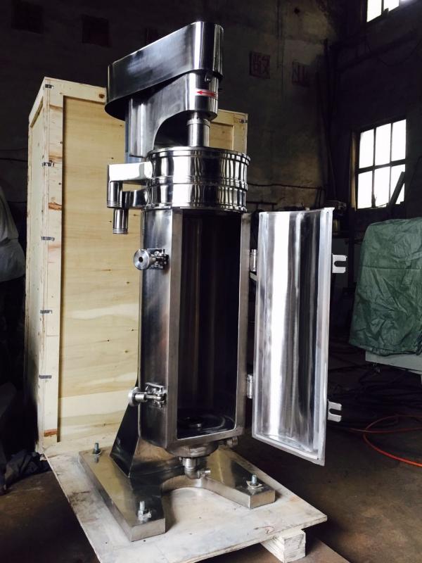 高速椰油管式分离机